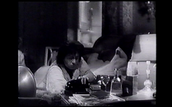 Anna Magnani performing 'La Voix humaine' as filmed by Rossellini.