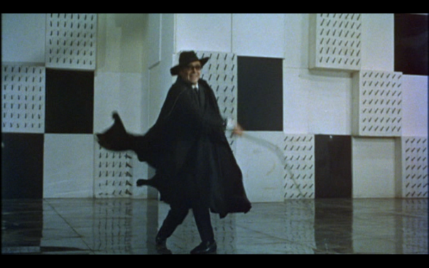 O'Toole in a dream sequence, whipping away all the women who are after his body