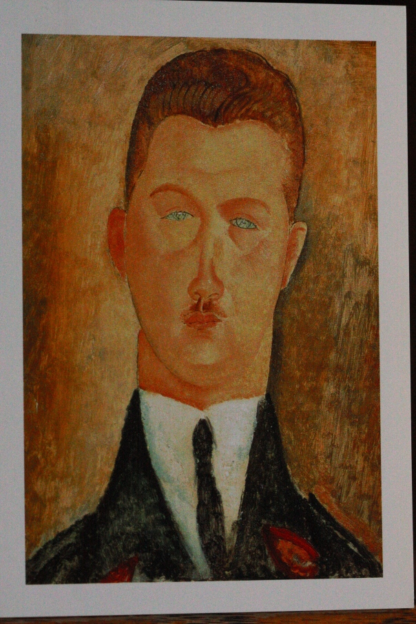 Modigliani by Brabander