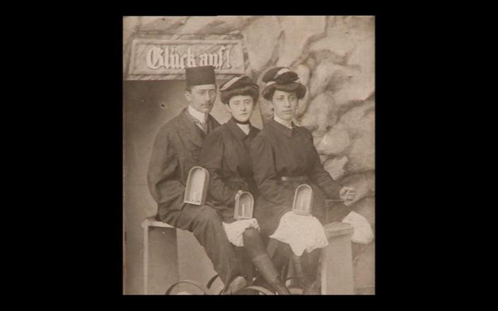 Lubitsch's siblings