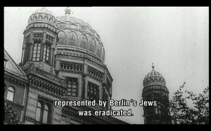 A culture that shaped Lubitsch, was central to Berlin in the Weimar era, and was destroyed by the Nazis.