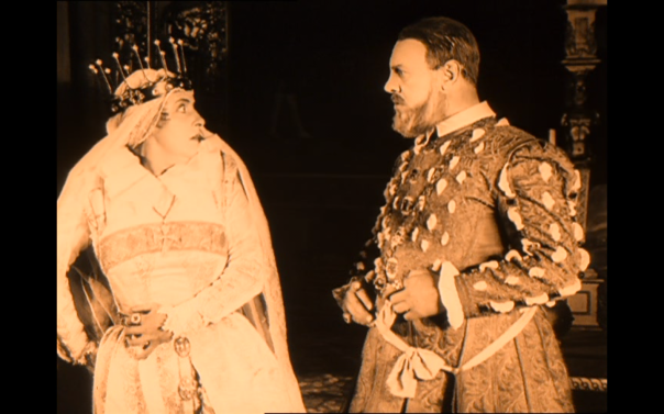 Henny Porten and Emil Jannings