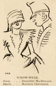 The original Punch illustration for the film.