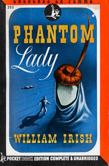 phantom lady book