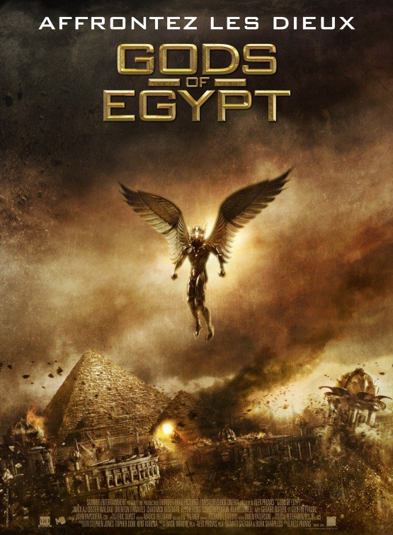 Gods of Egypt (Alex Proyas, US, 2016) | First Impressions