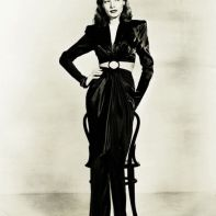 bacall's dress