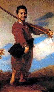 El Patizambo de Jose de Ribera