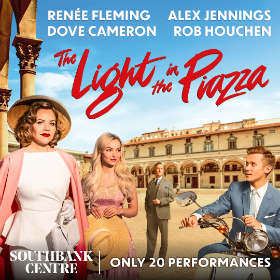 light at the piazza