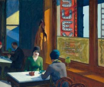 Edward Hopper Chop Suey