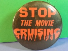 Anti Cruising badge