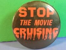Anti Cruising badge
