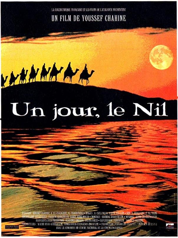 un jour,, le Nil